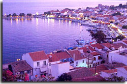 Bodrum-Greek Islands blue voyage Samos