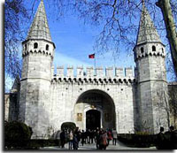 Glories of Turkey Tour Topkapi Palace