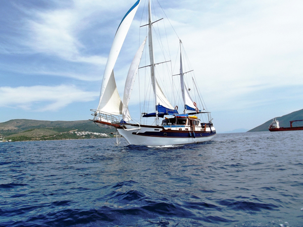 Boat charter Turkey